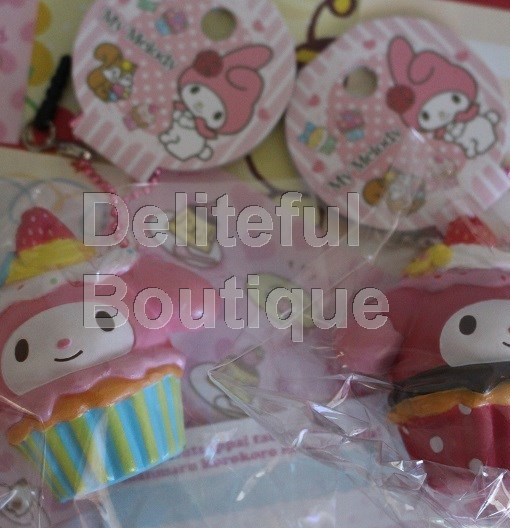 My Melody Cupcakes
