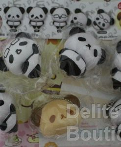 Panda Squishies Set