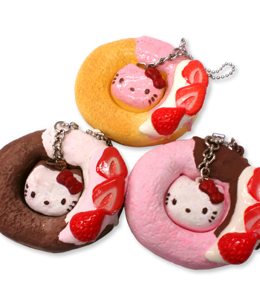 Hello Kitty Lovely Donuts All