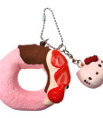 Hello Kitty Lovely Donut Strawberry Front