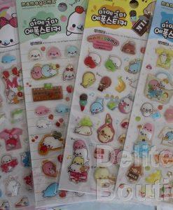 Mamegoma Stickers