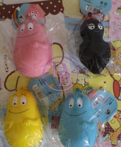 Barbapapa Set