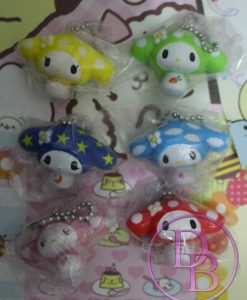 My Melody RARE Mini Squishies