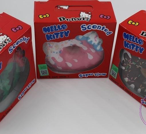 Hello Kitty NEW Donuts