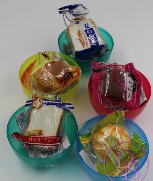 Jdream Fuwa Fuwa Breads
