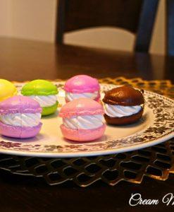 Cafe de n Cream Macaron