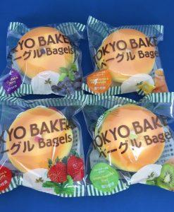 Tokyo Bakery Bagels