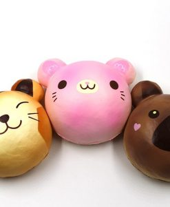 Puni Maru Jumbo Animal Buns