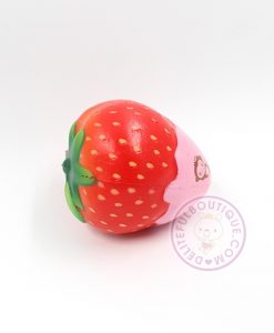 Puni Maru Mini Strawberry Pink Dipped