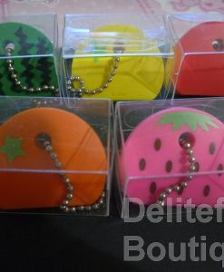 Fruit Key Covers