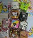 Chara Cubes Set