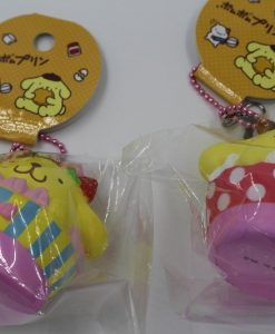 Pom Pom Purin Cupcakes