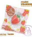 Ibloom I LOVE Strawberry Mini Red