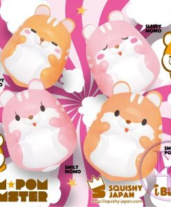 Ibloom Pom Pom Hamster