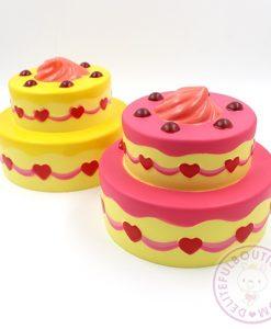 KSI Double Layer Cakes