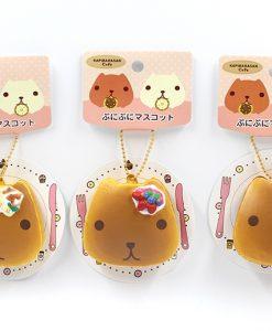 Kapibarasan Pancake Squishy
