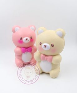Bunnys Cafe Bear Squishy