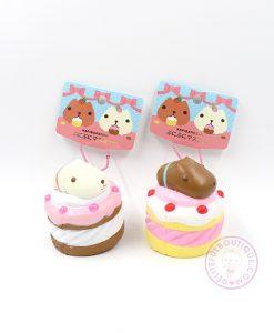 Kapibarasan Double Layered Cakes