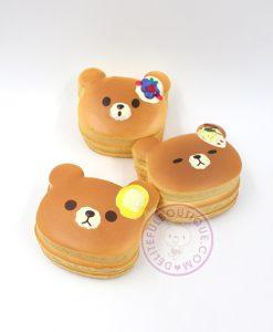 Puni Maru Mini Bear Pancakes