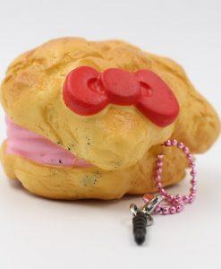 Hello Kitty Strawberry Cream Puff