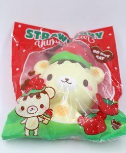 Strawberry Mascot Yummibear