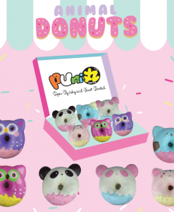 Puni Animal Donut