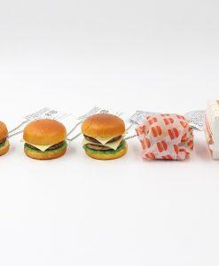 jdream Mini Burgers