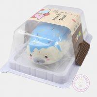 Jumbo blue mochi seal
