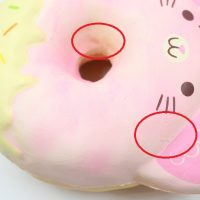 Defect Pink Cat Donut
