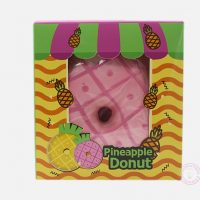 Pineapple Pink Donut