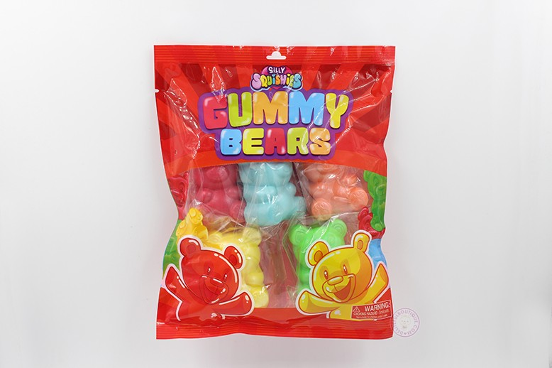 silly squishies gummy bears deliteful boutique