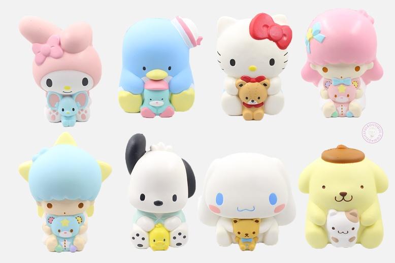Jumbo Sanrio Mascot Squishy