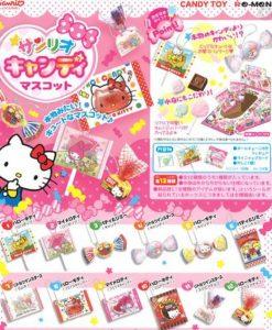 HK Candy Mascot
